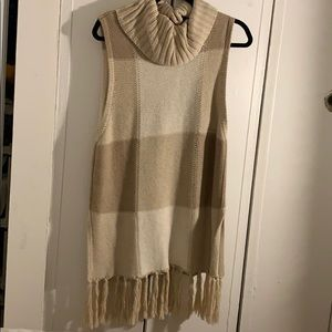 NWOT Adam Lippes for Target cow neck sweater
